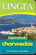 Rozmówki chorwackie ze słownikiem i gramatyką Eboo