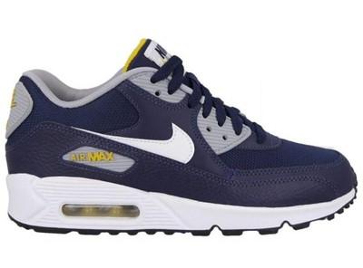 Buty sportowe Nike Air Max 90 Gs 307793 417 38