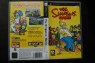 THE SIMPSONS GAME PSP GAMEBROS
