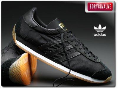 70b85a5dad55 Buty męskie Adidas Country OG S32104 Czarne - 6494892549 - oficjalne ...