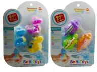Brimarex Zabawki do kąpieli dla maluchów