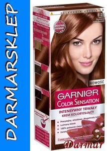 Garnier Sensation Jasny Kasztan farba do włosów