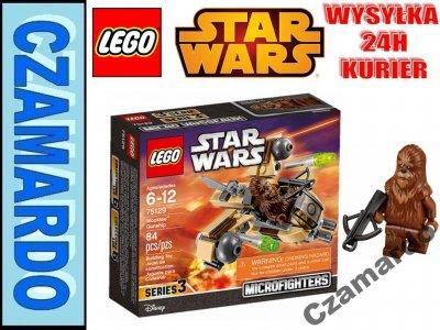 Klocki Lego Star Wars Okręt Bojowy Wookiee 75129 6050096103