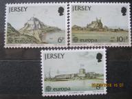 28/10 Jersey Europa CEPT MNH**