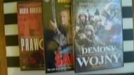 DEMONY WOJNY / SARA / PRAWO OJCA - MEGA ZESTAW !!!