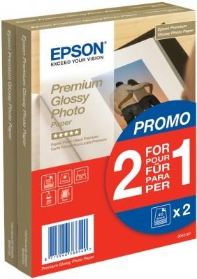 Papier fotograficzny Epson Premium 10x15 80ark