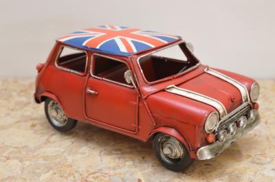Zabytkowy Samochód Auto Mini Morris 5998572947 Oficjalne