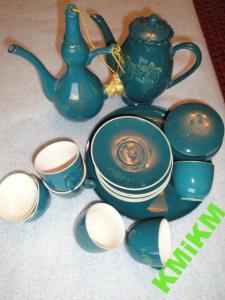 Serwis Porcelana Do Kawy Dprk Koreański 6031111054 Oficjalne Archiwum Allegro