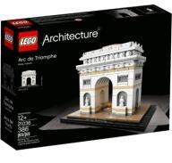 LEGO ARCHITECTURE Łuk Triumfalny 21036
