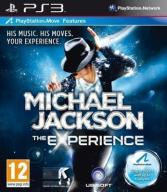 MICHAEL JACKSON THE EXPERIENCE PS3  / MOVE