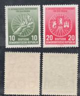 NRD nr 521-522. Ciekawe stare znaczki.