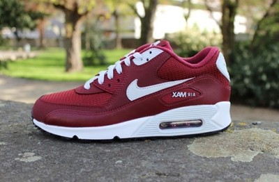 air max bordowe damskie