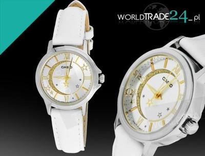 0d1ce7c3ccc621 Elegancki zegarek damski Casio LTP-E121L-7A pasek - 6221480083 ...