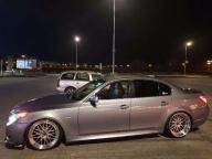 BMW E60 M-pakiet 545i V8 Gaz prins Manual Śliczna
