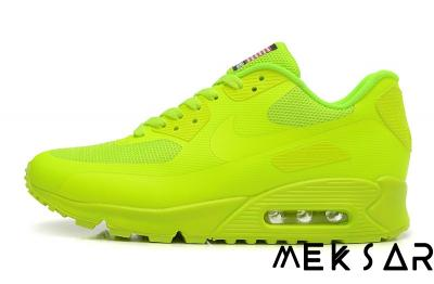 separation shoes 8b4a4 7849a Nike Air Max 90 Hyperfuse Neonowe Neon Zielone - 5765855506 ...