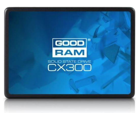 GOODRAM CX300 120GB SATA3 2,5 555/540MB/s 7mm