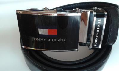 fd3bd40afac27 Męski elegancki pasek Tommy Hilfiger Nowy Okazja! - 4731339970 ...