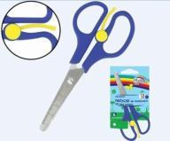 Nożyczki z linijką dla leworęcznych FIORELLO