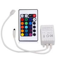 Liqoo Kontroler RGB 12-24V sterownik LED + pilot