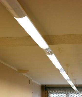 lampy wiszące biurowe
