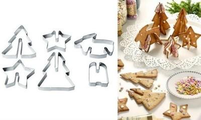 Ikea Vinter Swiateczne Foremki Do Ciastek 3d 5949243959 Oficjalne Archiwum Allegro