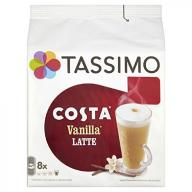 Tassimo Costa Vanilla Latte Coffee