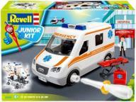 JUNIOR KIT Karetka Pogotowia AMBULANS Revell 00806