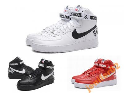 Nike, Buty męskie, Air Force 1 High, rozmiar 40 12