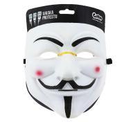 Maska Guy Fawkes CHARAKTERYZACJA ANDRZEJKI