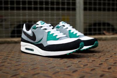 Nike Air Max Light Essential White Black Mystic Green