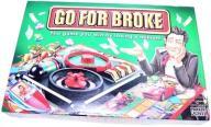 6361-6 ...PARKER... i#l GO FOR BROKE GRA KASYNO