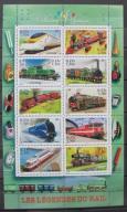 Francja - Kolejnictwo 2001
