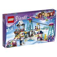 LEGO 41324 Wyciąg narciarski w kurorcie