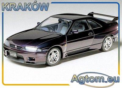 Model Do Sklejania Tamiya 1 24 Nissan Skyline Gt R 6351381574 Oficjalne Archiwum Allegro