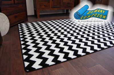 Dywany łuszczów Dywan Sketch 140x190 F561 Gr1684