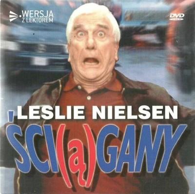 Ściągany / L.Nielsen  DVD  NOWY