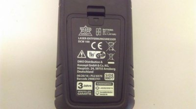 Laser Entfernungsmesser Dcw 100 : Dcw w oficjalnym archiwum allegro strona 3 ofert