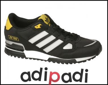 Buty Adidas ORIGINALS ZX750 BY9274 czarny 43 13
