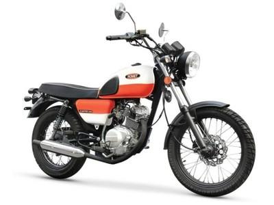 Motocykl Romet Ogar Caffe 125 2015 Wyprzedaz 6914670002 Oficjalne Archiwum Allegro