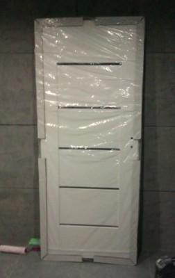 Nowe Drzwi Dre Auri Białe Ościeżnica łazienka 6667613333