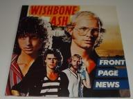 WISHBONE ASH Front Page News, UK 1PRESS! (N. MINT)