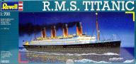 Model do sklejania REVELL R.M.S. Titanic 1:700