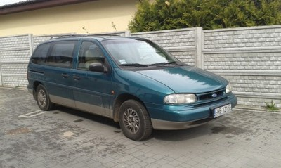 Ford Windstar 3.0 Automat LPG 1996