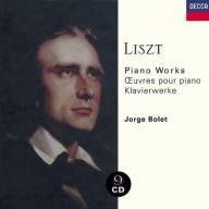 Jorge Bolet Liszt Piano Music