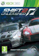 SHIFT 2 UNLEASHED NEED FOR SPEED NOWA XBOX 360