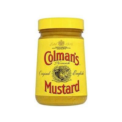 Colman's Angielska Musztarda 100g