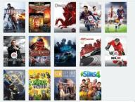 The Sims 4 + Need for Speed + 12 gier Konto Origin
