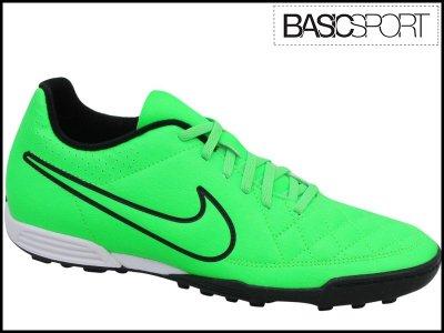 Nike Tiempo Rio II Tf 631289 010 r.40,5 Ceny i opinie