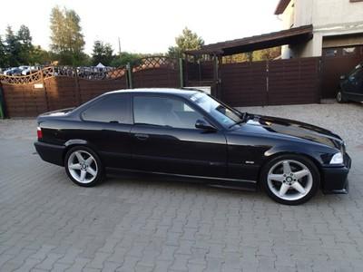 Bmw E36 Coupe M Pakiet 318is M44 Z Niemiec Klima 6921509603 Oficjalne Archiwum Allegro