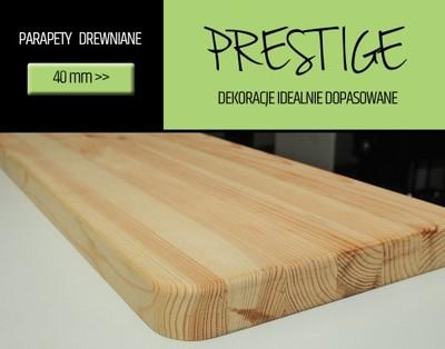 Parapety Drewniane Sosnowe 45x100 Cm Gr 4 Cm Plyta 6665816544 Oficjalne Archiwum Allegro